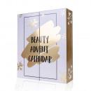 Advent calendar decorative cosmetics GOLD
