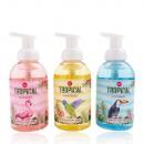 Großhandel Drogerie & Kosmetik: Handwaschschaum TROPICAL PARADISE in Pumpspender