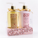 Bath set WILD BERRY