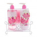 wholesale Room Sprays & Scented Oils:Hand care set BLOSSOM