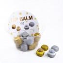 Großhandel Gesichtspflege:Cube Lip Balm GLITTER
