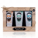 HIPSTER STYLE bath set in gift box