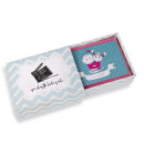 MESSAGE ON A SOAP - sheep's milk soap 100g