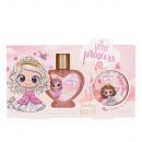 groothandel Drogisterij & Cosmetica: Badset LITTLE Princess in geschenkdoos