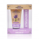 Hand care set LAVENDER in gift box