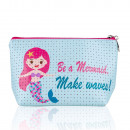 wholesale Bags & Travel accessories: BE A MERMAID cosmetic bag