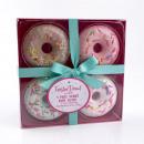 Badefizzer donut dans une boîte cadeau