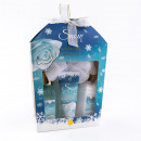wholesale Artificial Flowers:Bath set SNOW ROSE