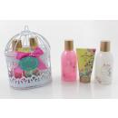 hurtownia Artykuly drogeryjne & kosmetyki: Zestaw do kąpieli  kwitnących kwiatów w Bird Cage C