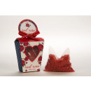 wholesale Shower & Bath: Bath Salt RED ROSE in gift box