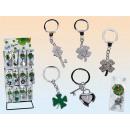 grossiste Porte-cles: Porte-clés en  métal « porte-bonheur »