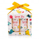 Bath set SPRING TIME in gift box