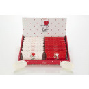 Oval Soap LOVE LETTER in gift box