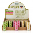 wholesale Facial Care: MY LIPS lip balm stick in a brown paper tube