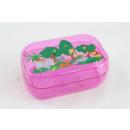 nagyker Utazási kellékek: Soapbox Gyermek motívum állatkert lila