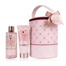 ROMANTIC DREAMS bath set in a large cosmetic bag