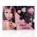Decorative cosmetics advent calendar LADY