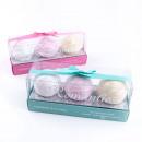groothandel Stationery & Gifts: Badefizzer cupcake in geschenkverpakking