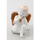 groothandel Figuren & beelden: Bedoel gezeten Polyresin Angel