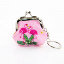 wholesale Wallets:Keyring with mini purse