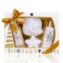 WINTER MAGIC bath set in a gift box
