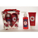 wholesale Drugstore & Beauty: Handpflegeset RED ROSE in gift box