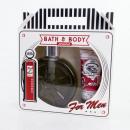 Bath set FOR MEN - BATH & BODY SERVICES