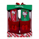 wholesale Licensed Products: Foot care set Hello Kitty - HAPPY CHRISTMAS in ...
