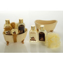 wholesale Home & Living: Bath set in RAPHAEL ceramic bath