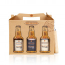 Gift set MEN'S COLLECTION in six pack