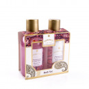 Bath set ROMANTIC Vintage