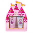 wholesale Toys: Bath set LITTLE Princess in gift box 'castle&#