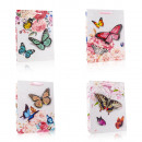 Paper bag size S, butterfly