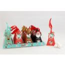 Bath Fizzer SANTA & CO in gift box