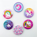 wholesale Bath Furniture & Accessories: Round pocket mirror UNICORN
