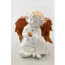 groothandel Figuren & beelden: Grote zitten Polyresin Angel