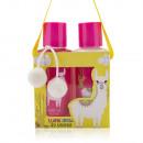 Bath set LAMA in gift box