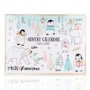 Advent Calendar HAPPY HOLIDAYS