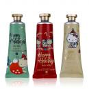Hand cream Hello Kitty - WINTER CHRISTMAS in tube