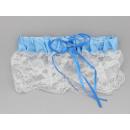 Großhandel Strümpfe & Socken:Strumpfband blau