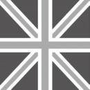 grossiste Linge de table:Napkin Union Jack