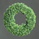 grossiste Fleurs artificielles:Succulent couronne 28cm