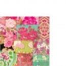 groothandel Tafellinnen: Servet Shinto Garden 25x25 cm