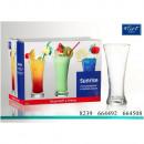 wholesale Drinking Glasses:Cocktail Glass Sunrise