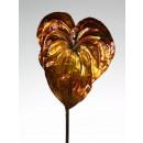 grossiste Fleurs artificielles:60cm Anthurium Metallic