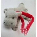 grossiste Magnetique: Aimant figure  Hippo avec un foulard