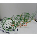 Decorative wire hooks