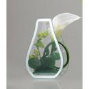 grossiste Pots de fleurs & Vases:Spiegelvase avec calla