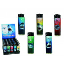 groothandel Aanstekers: Elekto lichter Haai in Display 8cm
