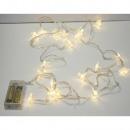 groothandel Lichtketting:LED krans Snowflake